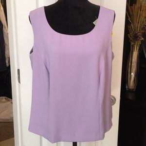 Sleeveless Blouse Top Shell